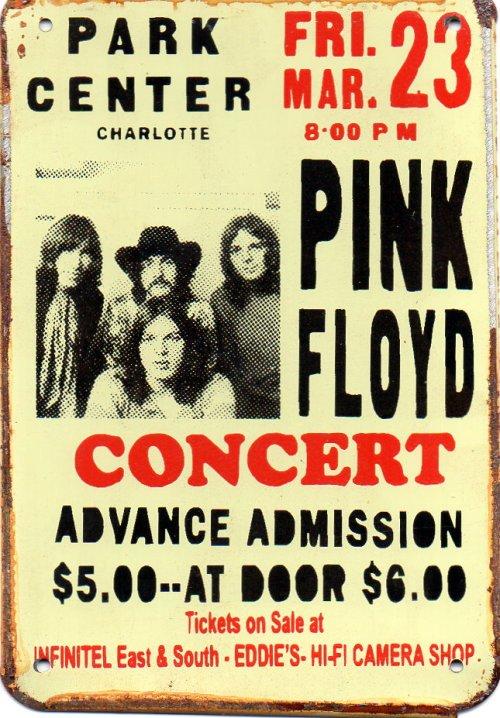 Pink Floyd en 1973